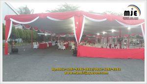 Sewa Tenda Plafon Event Vaksinasi di Alfamart Balaraja